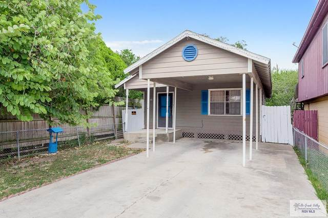 648 Corral St., San Benito, TX 78586 (MLS #29724183) :: The MBTeam