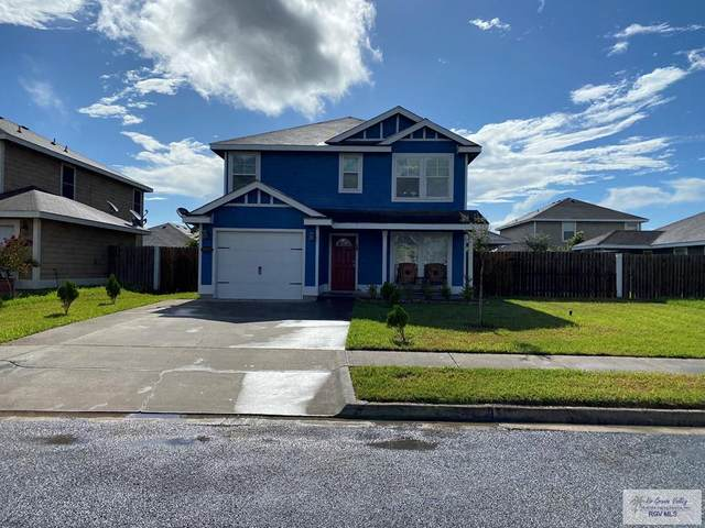 8729 Firewheel Ln., Brownsville, TX 78520 (MLS #29724457) :: The Monica Benavides Team at Keller Williams Realty LRGV