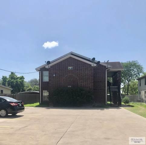 1319 Nesmith St., Harlingen, TX 78552 (MLS #29724509) :: The MBTeam
