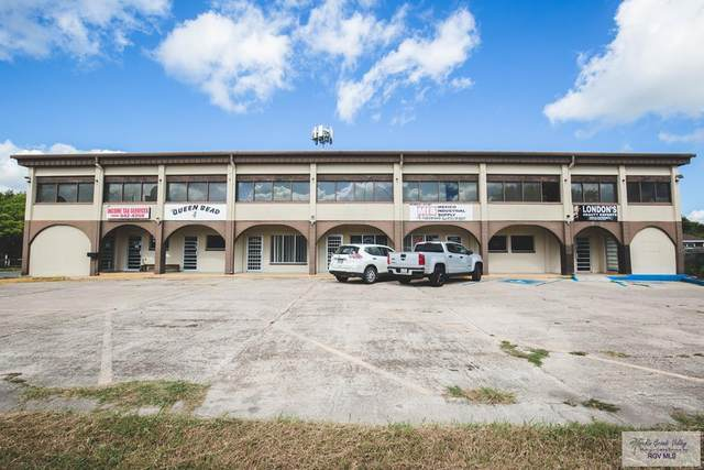 250 S Frontage Rd., Brownsville, TX 78520 (MLS #29724530) :: The MBTeam