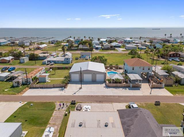 422 White Dr., Port Mansfield, TX 78598 (MLS #29724664) :: The MBTeam