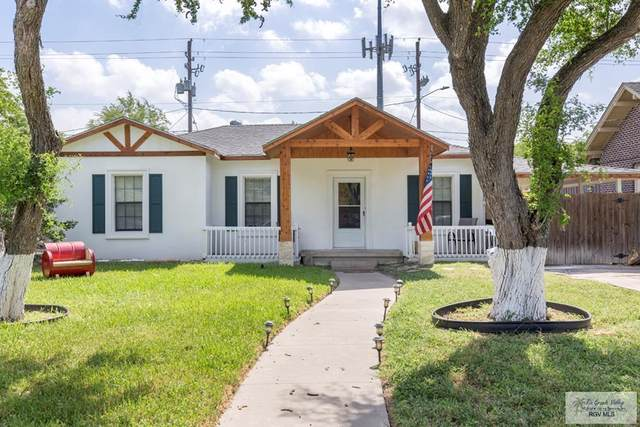 109 Acacia, Brownsville, TX 78526 (MLS #29724759) :: The MBTeam