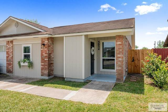 3034 S Buckingham Ct., Brownsville, TX 78526 (MLS #29724762) :: The MBTeam
