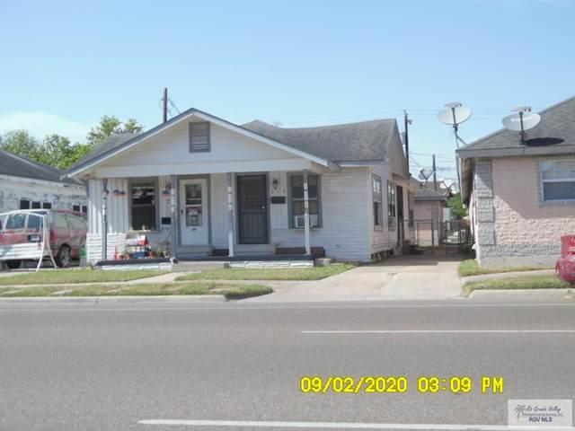 817 E Tyler Ave., Harlingen, TX 78550 (MLS #29724764) :: The MBTeam