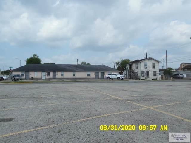 821 E Tyler Ave., Harlingen, TX 78550 (MLS #29724765) :: The MBTeam