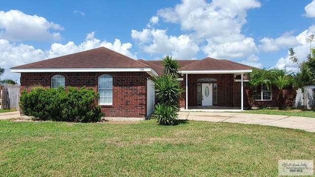 434 Sagua La Grande Ave., Brownsville, TX 78526 (MLS #29724839) :: The MBTeam