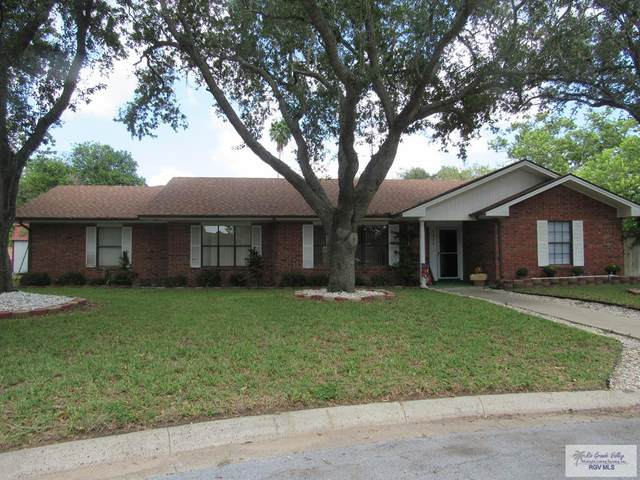 1513 Walnut Ct., Harlingen, TX 78550 (MLS #29724842) :: The MBTeam