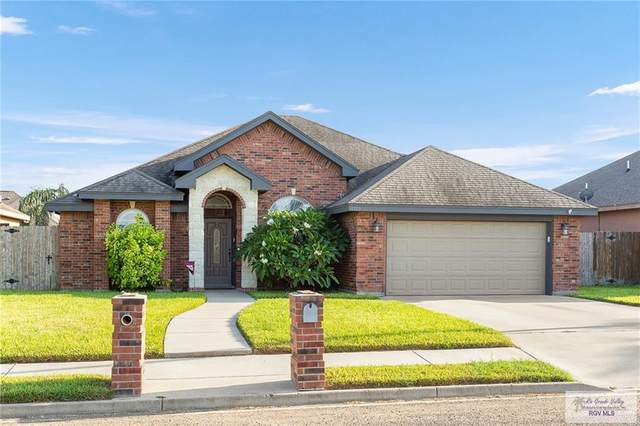 1310 Rico St., Edinburg, TX 78539 (MLS #29724887) :: The MBTeam