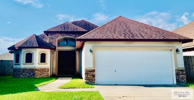 2264 Concord Pl., Brownsville, TX 78520 (MLS #29725028) :: The Monica Benavides Team, LLC
