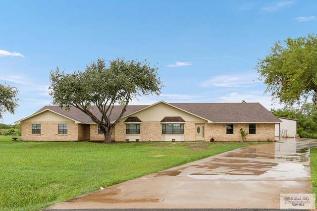 24854 Beckham Rd., Harlingen, TX 78552 (MLS #29725067) :: The MBTeam