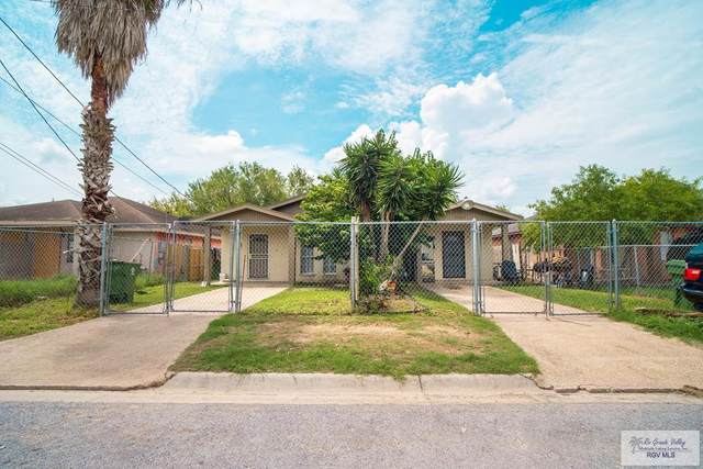 6063 Tecate Dr., Brownsville, TX 78521 (MLS #29725114) :: The MBTeam