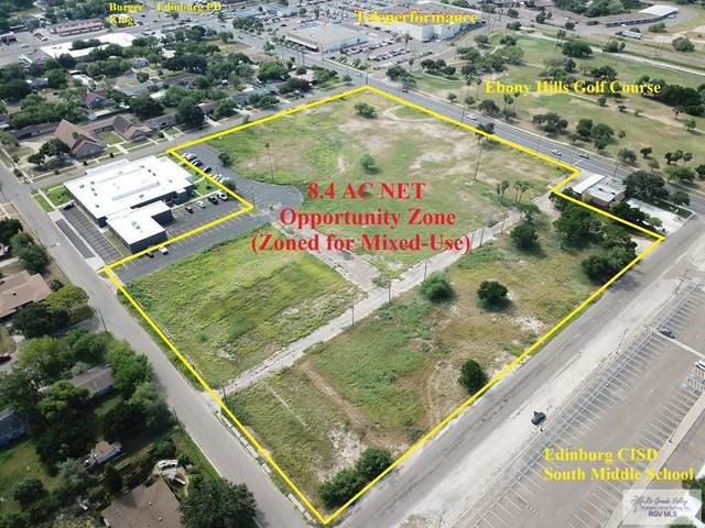 333 W Freddy Gonzalez Dr., MCALLEN, TX 78501 (MLS #29725146) :: The MBTeam