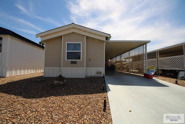 156 Chippewa Cir., Harlingen, TX 78552 (MLS #29725211) :: The MBTeam