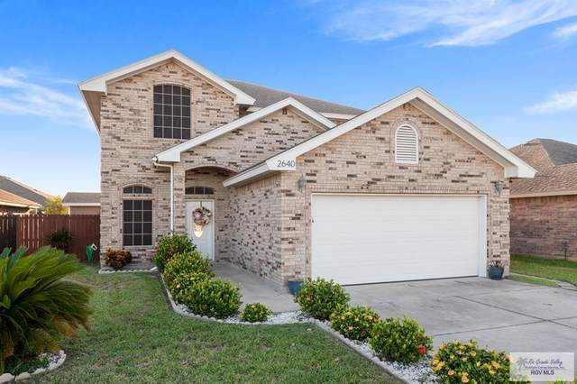 2640 Windsor Place, Brownsville, TX 78520 (MLS #29725228) :: The MBTeam