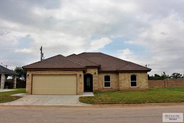 1171 Fairway Ln., Harlingen, TX 78552 (MLS #29725230) :: The MBTeam