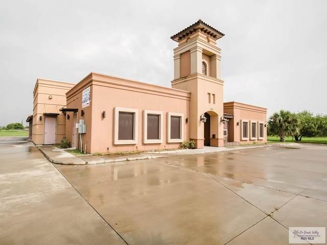 2250 N Coria St., Brownsville, TX 78520 (MLS #29725231) :: The MBTeam