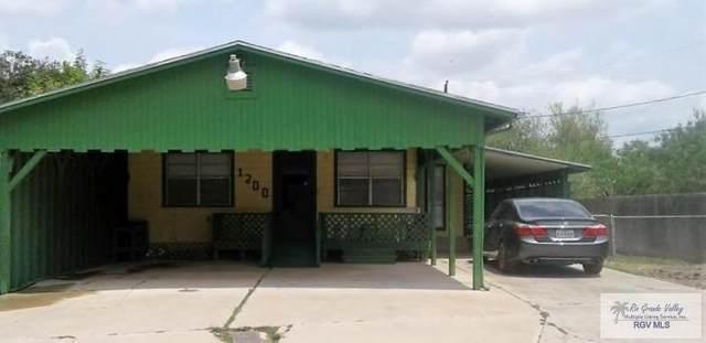 1200 Bravo St, San Benito, TX 78586 (MLS #29725297) :: The MBTeam