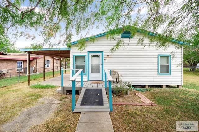 445 S Colorado Ave., Mercedes, TX 78570 (MLS #29725334) :: The MBTeam