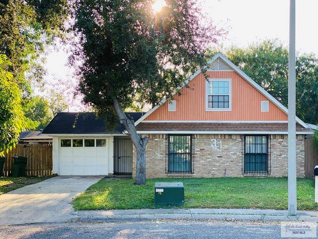 31 Dale Ct., Brownsville, TX 78520 (MLS #29725349) :: The MBTeam