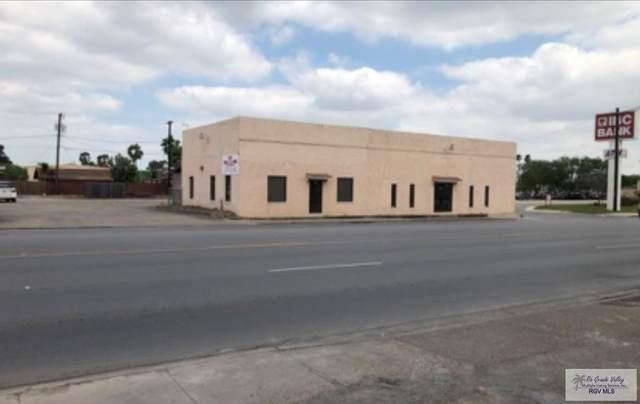 200 W Ocean Blvd., Los Fresnos, TX 78573 (MLS #29725353) :: The MBTeam