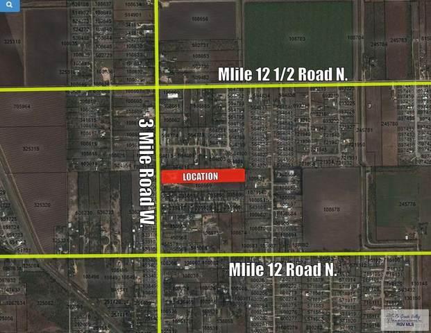 00 Mile 12 1/2 North, Weslaco, TX 78596 (MLS #29725406) :: The MBTeam