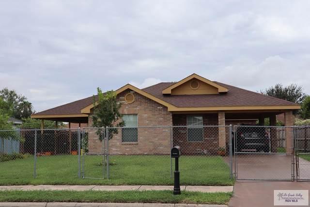 805 W Falcon Avenue, Pharr, TX 78577 (MLS #29725407) :: The MBTeam