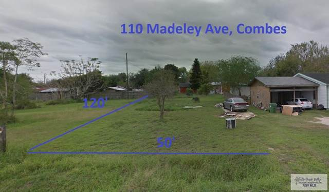 110 Madeley Ave., Combes, TX 78586 (MLS #29725457) :: The MBTeam