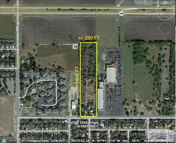 825 E Vinson Ave., Harlingen, TX 78550 (MLS #29725462) :: The MBTeam