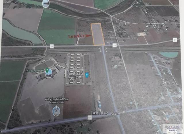 0 NE Fm 509, San Benito, TX 78586 (MLS #29725466) :: The MBTeam