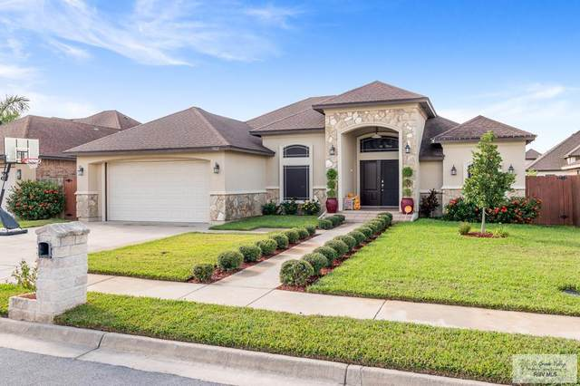 7062 Persimmon Dr, Brownsville, TX 78526 (MLS #29725478) :: The MBTeam