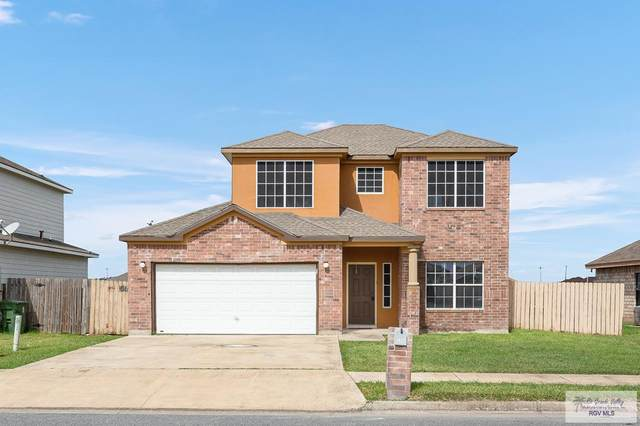 7553 Agave Ave, Brownsville, TX 78526 (MLS #29725561) :: The MBTeam