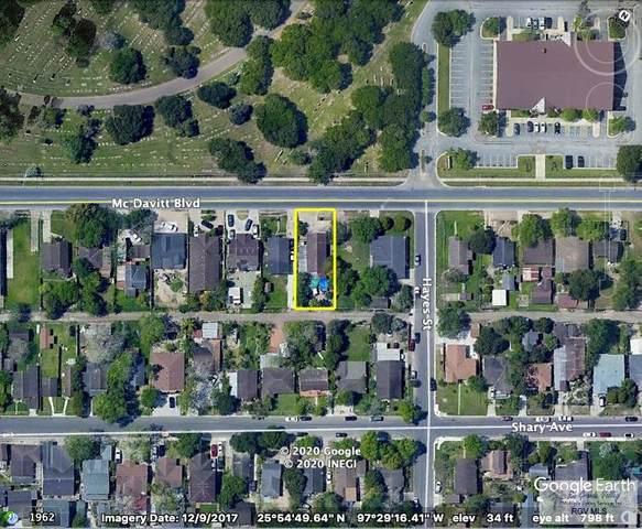 46 Mcdavitt Blvd., Brownsville, TX 78521 (MLS #29725586) :: The MBTeam