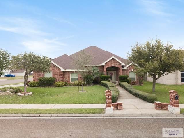 2726 Springmeadow Ln., Harlingen, TX 78550 (MLS #29725594) :: The MBTeam