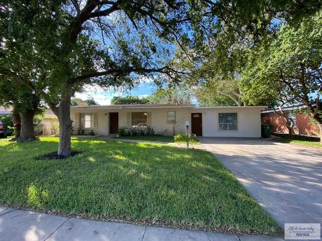 224 Fairfax St., Brownsville, TX 78520 (MLS #29725617) :: The MBTeam
