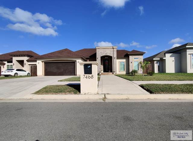 7468 Burr Oak Loop, Brownsville, TX 78526 (MLS #29725618) :: The MBTeam