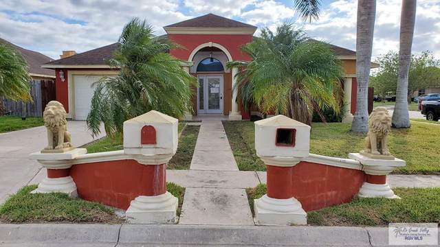 4100 Yoli Ln., Brownsville, TX 78521 (MLS #29725625) :: The MBTeam