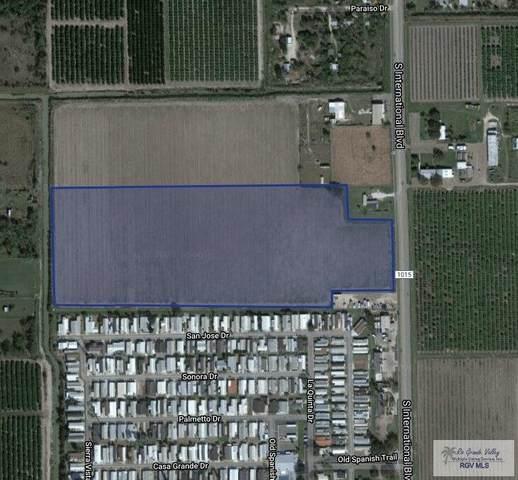 0000 S International Blvd., Weslaco, TX 78598 (MLS #29725657) :: The MBTeam