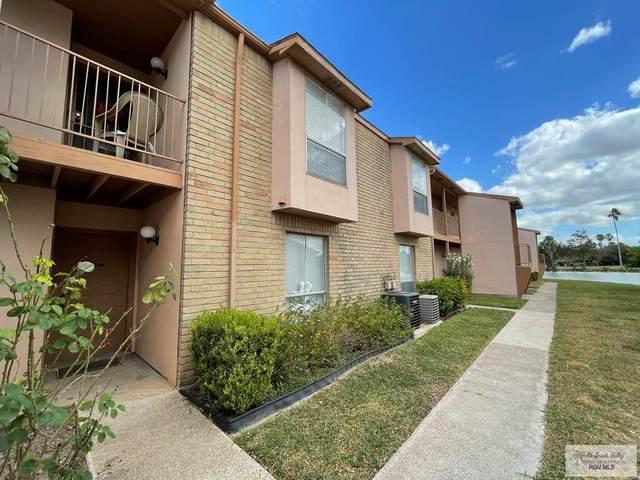 3500 Carmen Ave. #1301, Rancho Viejo, TX 78575 (MLS #29725667) :: The MBTeam