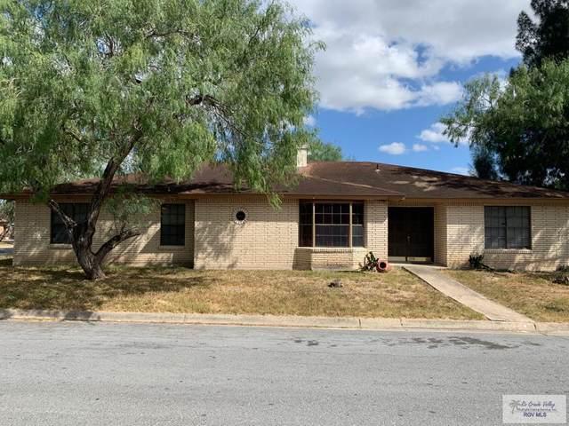 114 Valladolid St., Brownsville, TX 78526 (MLS #29725682) :: The MBTeam