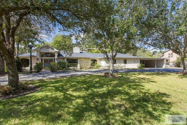 180 Acacia Lake Dr., Brownsville, TX 78521 (MLS #29725757) :: The MBTeam