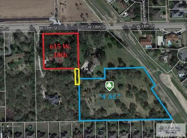 TBD W 18TH ST., Weslaco, TX 78596 (MLS #29725789) :: The MBTeam