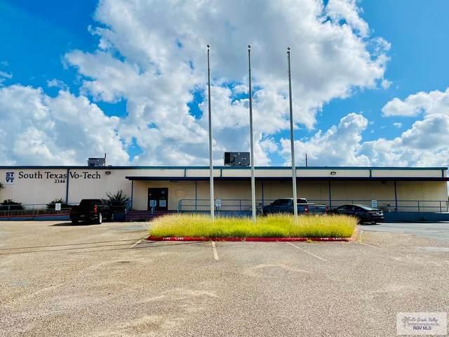 2144 Central Blvd., Brownsville, TX 78520 (MLS #29725790) :: The MBTeam