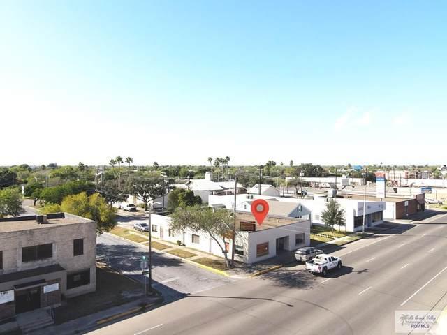 322 E Harrison Ave., Harlingen, TX 78550 (MLS #29725813) :: The MBTeam