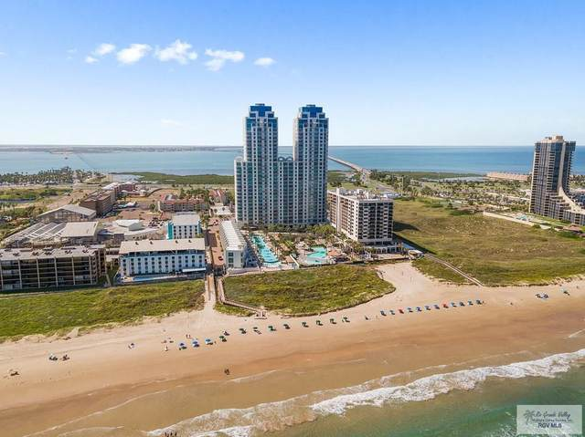 310A Padre Blvd. #204, South Padre Island, TX 78597 (MLS #29726008) :: The MBTeam