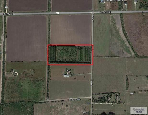 00 Camp Rd., Bayview, TX 78566 (MLS #29726125) :: The MBTeam