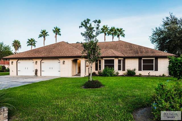40 Yukon River Dr., Brownsville, TX 78520 (MLS #29726272) :: The MBTeam