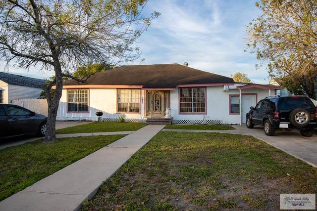 925 E Pierce Ave., Harlingen, TX 78550 (MLS #29726303) :: The MBTeam