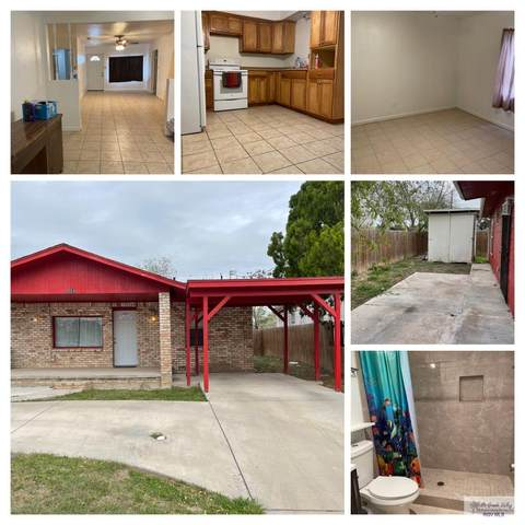 114 Canal St., Los Fresnos, TX 78566 (MLS #29726438) :: The MBTeam