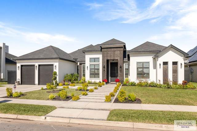 137 Canteros Dr., Rancho Viejo, TX 78575 (MLS #29726469) :: The MBTeam