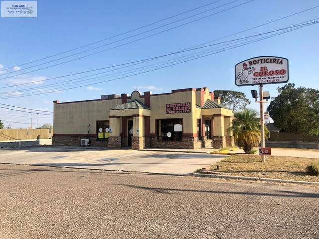 1308 N Grant St., ROMA, TX 78584 (MLS #29726472) :: The MBTeam
